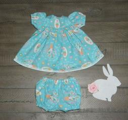 """Handmade Doll Clothes for 18"""" - 20"""" Baby Dolls - """"Easter is"""