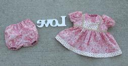 """Handmade Doll Clothes for 20"""" - 22"""" Baby Dolls - """"See Me!"""" R"""