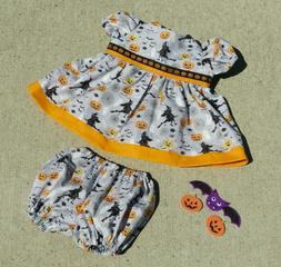 """Handmade Doll Clothes for 20"""" - 22"""" Baby Dolls - """"Boo!"""" Hall"""