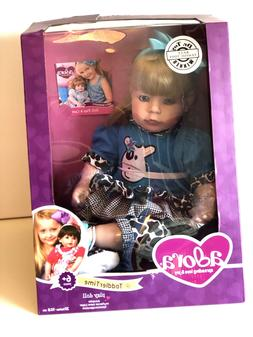 "Adora Doll "" E.I.E.I.O"" 20 inch toddler time doll"