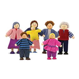 Melissa & Doug Doll Family