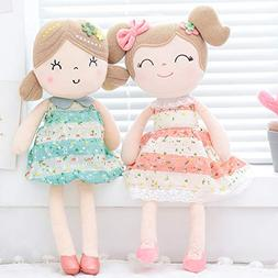 Gloveleya Baby Doll Girl Gifts Soft First Baby Dolls for Age
