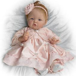 Baby Doll: Pretty As A Princess Baby Doll by Ashton Drake
