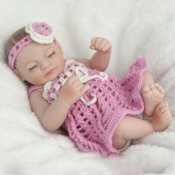 Doll purple sweater Sets Suit  for 11 inch Reborn Baby Dolls