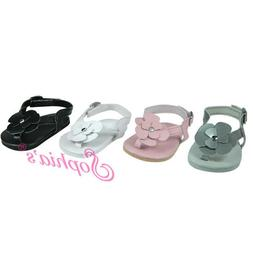 "Doll Shoes / Sandals WHITE Fits 18"" Dolls, 16"" Bitty Baby, 1"