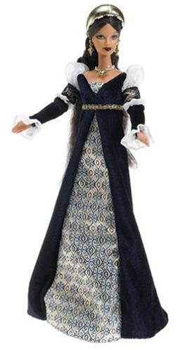 Dolls of the World: Princess of the Renaissance Barbie