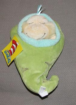Manhattan Toy Dr. Seuss Sweet Baby WHO Snuggle Pod Plush Dol