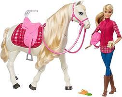 Barbie DreamHorse & Doll, Blonde