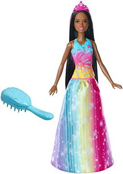 Barbie Dreamtopia Rainbow Cove Brush 'n Sparkle Princess,