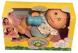 Cabbage Patch Kids Drink N' Wet Newborn Baby Doll