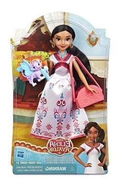 Disney Elena of Avalor and Baby Jaquin