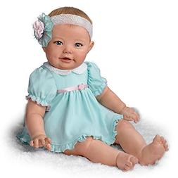 Emerie Baby Doll by Artist Ping Lau: Ashton Drake Cutest Bab