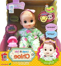 English Package Laugh & Talk Chloe Doll, Laugh & Talk Kong-K