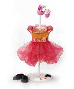 "Madame Alexander Explosion in Pink Outfit, Fits 18"" doll, Fa"