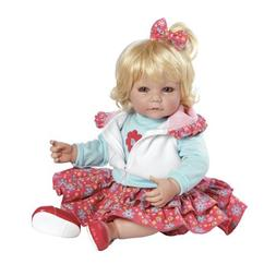 "Adora Dolls, Tickled Pink - 20"" Doll with Blonde Hair/Blue E"
