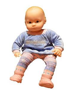 American Girl - Bitty Baby Doll Light Skin Blond Hair Blue E