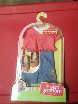 Fashion Clothing  sets Sweet As Me Little Mommy Doll outfit