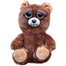 Feisty Pets Sir Growls-A-Lot- Adorable Plush Stuffed Bear th