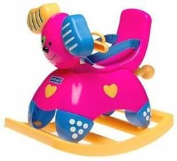 Fisher Price Little Mommy Rocking Puppy Rider for Baby Dolls