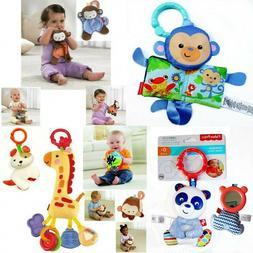 Fisher Price Toy Baby Kid Child Stroller Playmat Hanging Sen