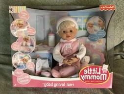 Fisher Price Little Mommy Real Loving Baby Doll Brand New In