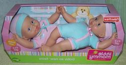 Fisher-Price Little Mommy Twins