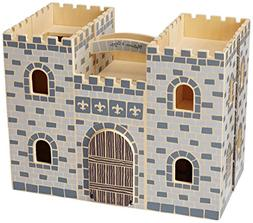 Melissa & Doug Kids Fold & Go Play Castle