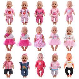 <font><b>Doll</b></font> <font><b>Clothes</b></font> 15 Styl