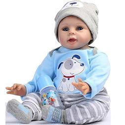 geshuo22 reborn doll soft silicone