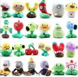 Gift Plants Toy PVZ Zombies 2 Stuffed vs Christmas Doll Soft