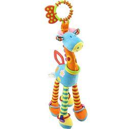 Etpark Giraffe Baby Plush Toy, Animal Infant Developmental I