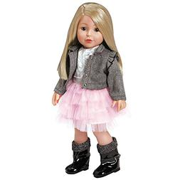 Adora Amazing Girls 18-inch Doll, ''Harper''