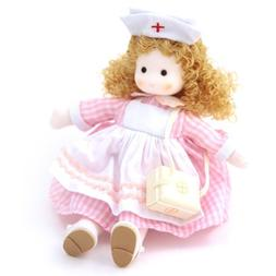 green tree musical doll Nurse Doll Pink