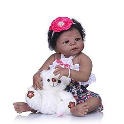 NPK collection Handmade Lifelike Reborn Baby Dolls Full Sili