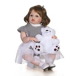 NPK collection Handmade Reborn Toddlers Girl Imitation 1 Yea