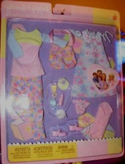 Happy Family Barbie Doll Midge & Baby Clothes Accessories Fa