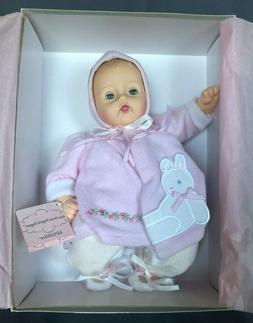 "Madame Alexander Huggable Huggums 12"" Baby Doll Bunny Dreams"