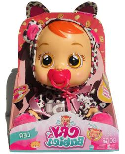 IMC Cry Babies Girls Lea Baby Doll toy New Authentic fast 3