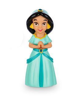 Jasmine Aladdin Disney Princess Squeeze Figure Baby Bath Toy