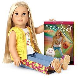 American Girl Julie Doll & Paperback Book