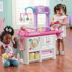 Kids Activity  Girls Deluxe Nursery Playset Step2 Baby Dolls