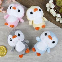 Kids plush dolls penguin toy baby mini animals toy for girls