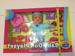 Kids stuff Baby Doll Playset Brand New-Sealed
