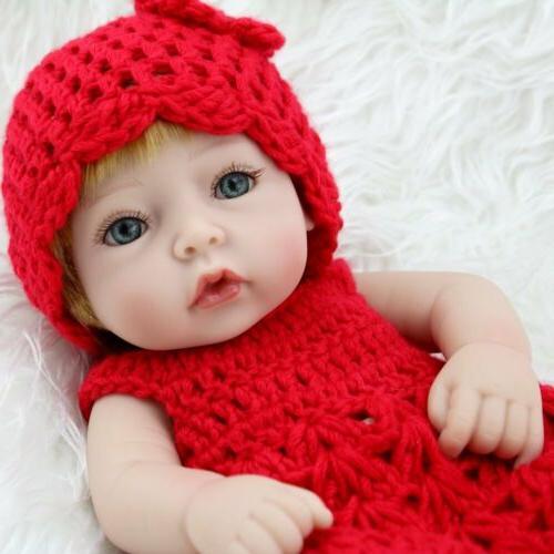 Newborn Silicone Girl Xmas