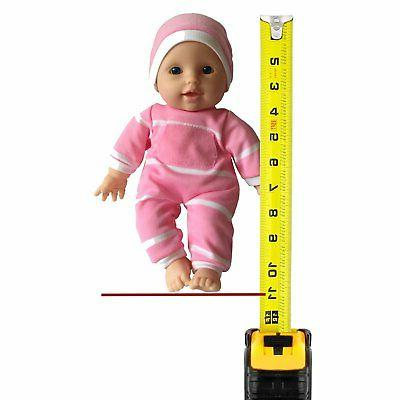 "11 inch Body Doll in 11"" Gift For Play"