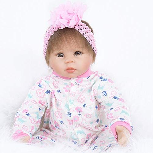 Birdfly Type:1104 Doll Sit Artificial Rib Dress Girl Silicone Lifelike