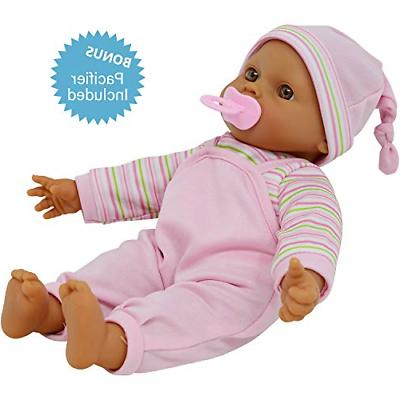"""The New York Collection 12"""" Twin Play Dolls"""