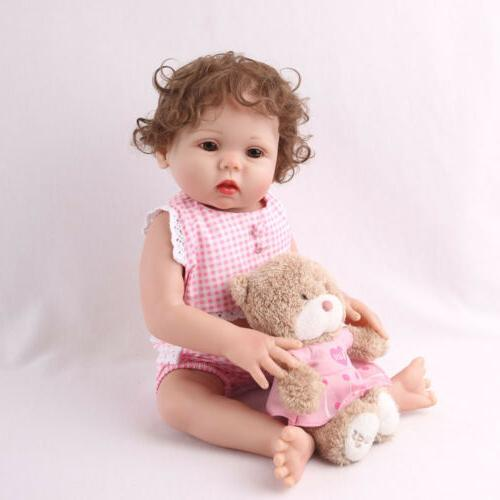 "16"" Full Body Handmade Doll"