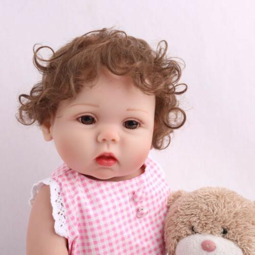 Reborn Baby Doll Handmade Xmas Doll