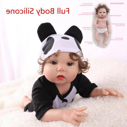 16 realistic reborn baby doll full body